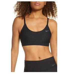 Nike Dri-fit Indy Shadow Stripe Sports Bra XS